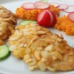 Filety z kurczaka w...