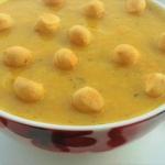 Zupa krem z cieciorką