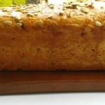 Miodowy chleb na...