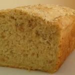 Domowy chleb owsiany na...