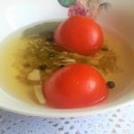 Pomidory w zalewie...