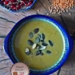 Wyśmienita zupa dyniowa...