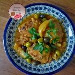 Kurczak po marokańsku z...
