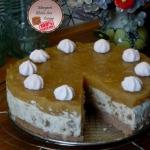 Tort jablkowo - piernikow...