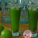 Ogorkowo-szpinakowe Limea...