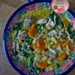 Weselna zupa z Włoch....