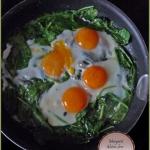 Jajko sadzone na...