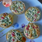 Jajeczne muffinki z...