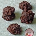 Ciasteczka czekoladowe...