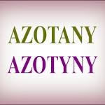 Azotany i azotyny -...