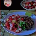 Karkówka z pomidorowo...