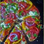 Pizza z kalofiorowym...