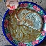 Zupa cebulowa. Onion...
