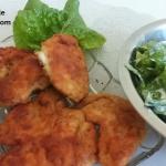 Kotlety z piersi kurczaka