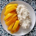 Tajlandia - Mango sticky...