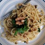 Włochy - Spaghetti z...