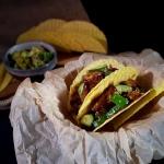 Chrupiące tacos z...