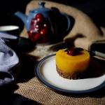 Ciastko z mango