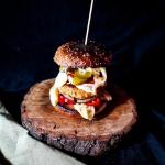 Hamburger bezmięsny z...