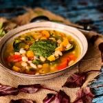 Zupa warzywna z Francji...