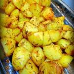 Chrupiące ziemniaki z...