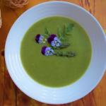 Zupa krem szparagowa z...