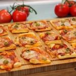 Mini pizze na szybko