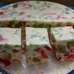 Ciasto galaretkowiec