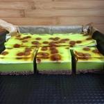 Ciasto żabia ikra