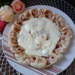 Pizza z patelni z...