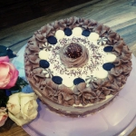 Tort czekoladowy -...