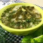 Zupa z sałaty –...