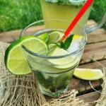 Lemoniada Mojito