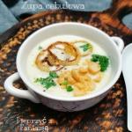 Zupa cebulowa (krem)