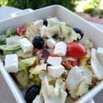 Sałatka grecka do obiadu