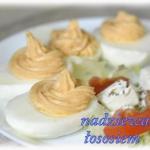 Jajka nadziewane...