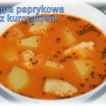 Zupa paprykowa z...