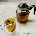 Rozgrzewająca herbata...