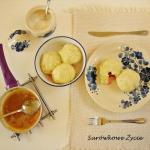 Pufki (knedle serowe z...