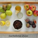 Owoce zapiekane w...