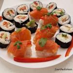 Robimy Sushi w domu - co...