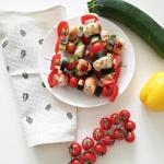 Szaszłyki warzywne -...