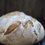 Łatwy chleb orkiszowy z...