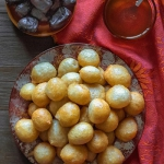 Arabskie pączki luqaimat