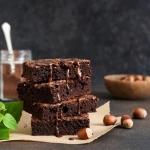 Tureckie ciasto brownie