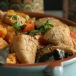 Kebab z bakłażana z...
