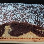 Ciasto Dwie babki