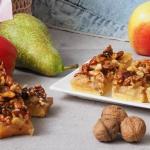 Orzechowo-jabłkowy...