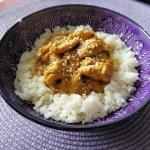 Kurczak curry na krowim...