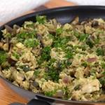 Warzywa z ryżem z...